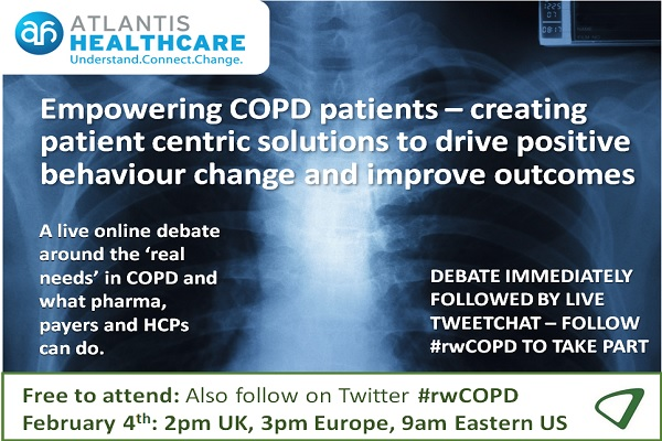 Join the COPD webinar/debate