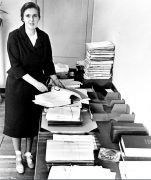 The FDA's Frances O Kelsey: by blocking approval of Thalidomide in the US, Kelsey prevented thousands of children being born with life-changing deformities