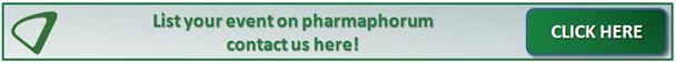 List your conference or event on pharmaphorum