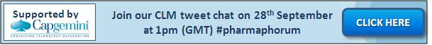 pharmaphorum-CLM-twitter-chat-today