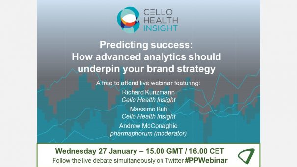Available on demand – Predicting success: How advanced analytics should underpin your brand strategy