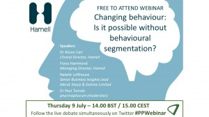 Available on demand: Changing behaviour: Is it possible without behavioural segmentation?