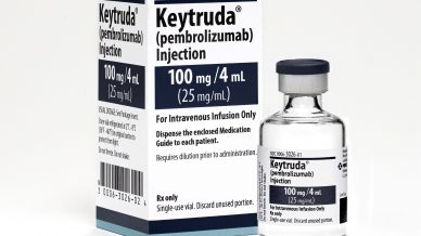 Keytruda wins another first with approval based on biomarkers