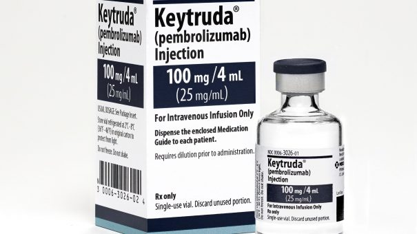 'Keytruda is King' in lung cancer, putting BMS and next-gen in the shade