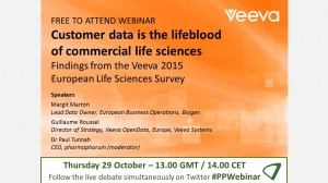 Available on demand: Customer data is the lifeblood of commercial life sciences – is the industry getting what it needs?