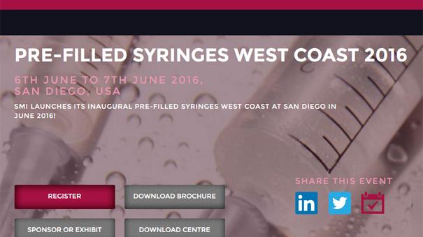 Pre-Filled Syringes West Coast