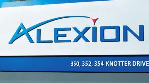 Alexion appoints former Baxalta chief Hantson as CEO