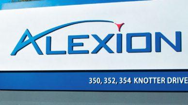 Alexion appoints former Baxalta chief Hantson as CEO