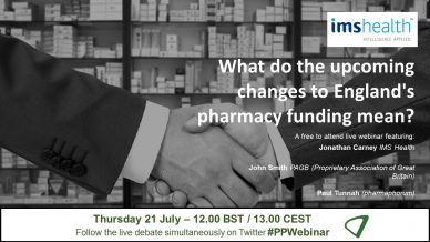 What will changes to England's pharmacy funding mean?