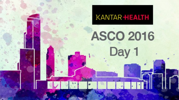 What are the key presentations at ASCO 2016?