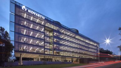 Novartis Q3: Cosentyx growing fast, no decision yet on Alcon