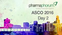 Eye on ASCO Day 2 – Precision medicine takes centre stage
