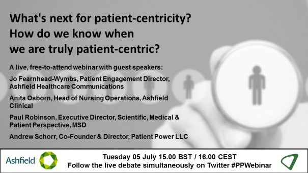 Available on demand: What's next for patient-centricity?