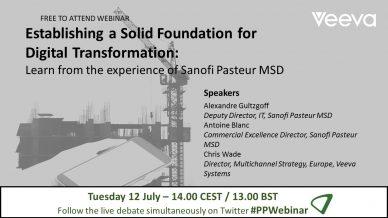 Establishing a Solid Foundation for Digital Transformation