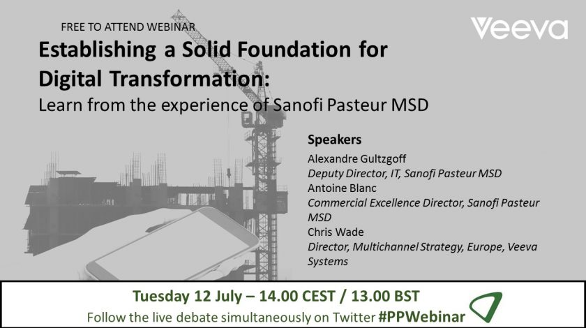 Available on demand: Establishing a Solid Foundation for Digital Transformation