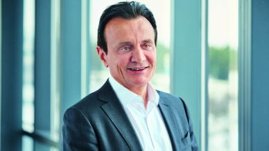 Soriot commits to AstraZeneca as shares slide