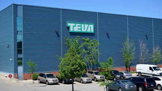 Teva slumps after Express Scripts funds migraine rivals in US
