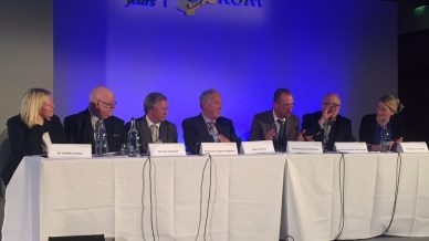Cancer central to 'Question Time'-style debate