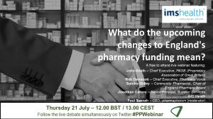 Available on demand: What will changes to England's pharmacy funding mean?