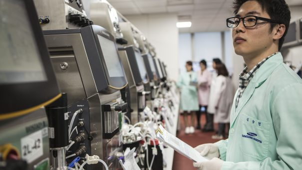 Samsung Bioepis files Herceptin biosimilar in EU