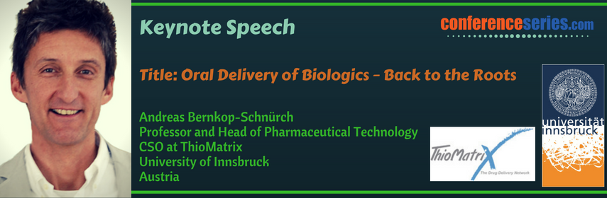 10th Pharmaceutics & Novel Drug Delivery Systems Conference