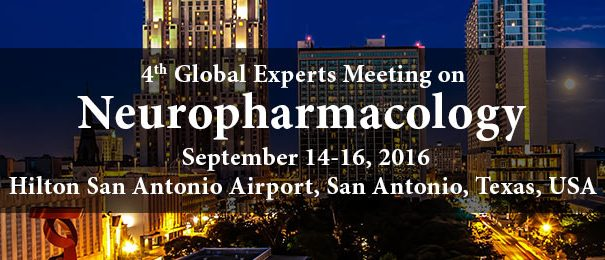 4th Neuropharmacology Global Experts Meeting