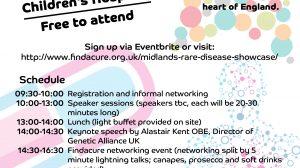 The Midlands Rare Disease Showcase