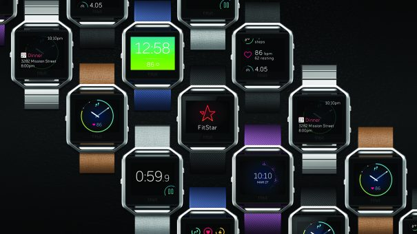 Fitbit smartwatch to hit US shelves this Winter