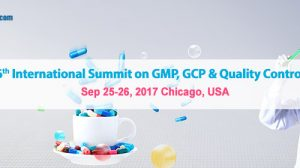 6th International GMP, GCP & Quality Control Summit