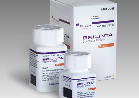 New heart attack data boost AZ's Brilinta