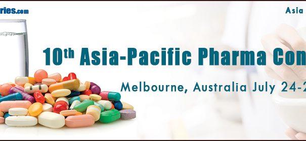 10th Asia-Pacific Pharma Congress – Australia