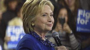 Fine pharma for price gouging, says Clinton