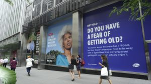 Pfizer breaks new ground with its Get Old campaign