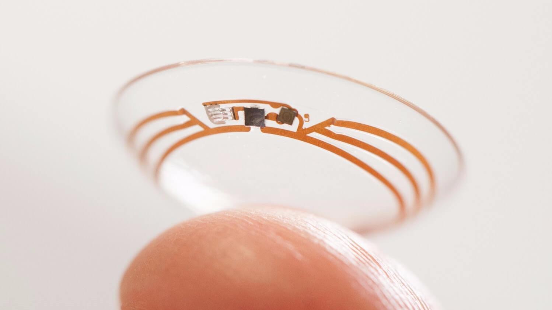 Google-contact-lens