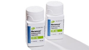 Pfizer breast cancer drug Ibrance rejected by NICE