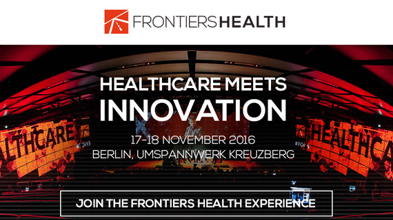 Frontiers Health Conference | Berlin, 17-18 November 2016