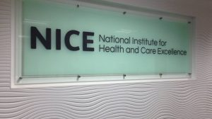 NICE fires shots at pharma over legal battle