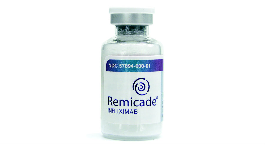 Reference Infliximab, Biosimilar Equivalent for Crohn's ...