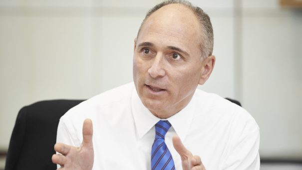 Novartis less exposed to US pricing pressure, says Jimenez