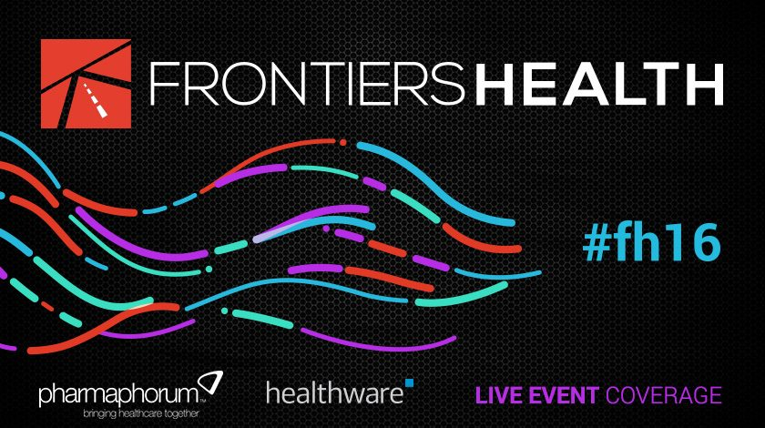 Exclusive live coverage: Frontiers Health 2016