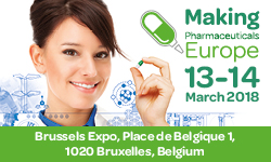 Making Pharmaceuticals Europe 13th-14th March 2018