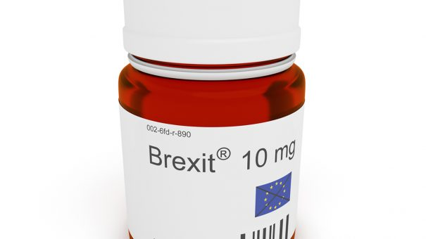 Brexit: just one month to agree transition deal, says UK pharma