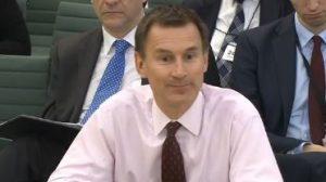 Hunt under pressure over plans to quit EMA