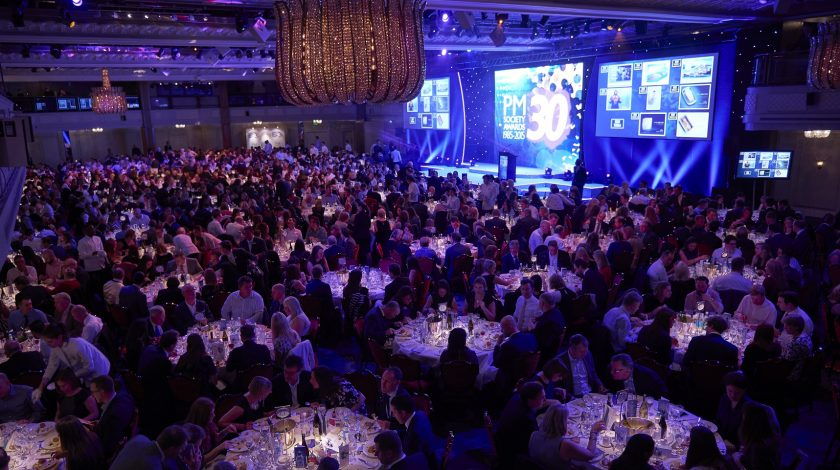 New and old methodologies converge at PM Society Awards