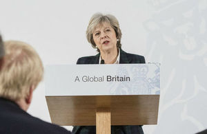 Pharma facing uncertainty as May triggers Brexit