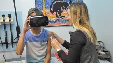 If Virtual Reality is really therapeutic, pharma beware!