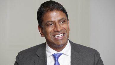 Interview: Vas Narasimhan on Novartis' goal to lead in CAR-T therapies