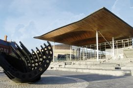 The National Assembly in Cardiff oversees a separate NHS budget for Wales