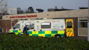 Leaked A&E waiting figures prompt NHS funding row