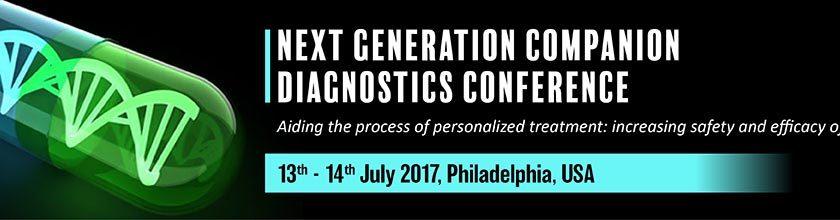 Next Generation Companion Diagnostics Conference